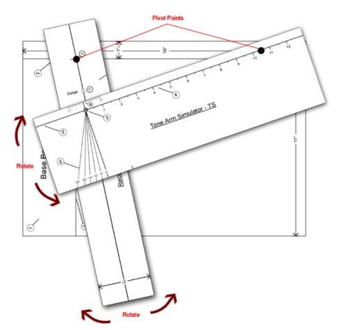 Tracking Angle Analyzer